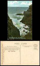 Northern Ireland Co Antrim Amphitheatre Bay Giant's Causeway Old Colour Postcard