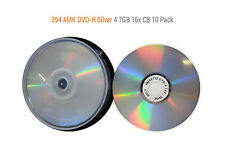 Amkette DVD-R 4.7GB 16X CB (pack of 10)