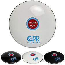 NEW CPR Shield Call Blocker - 2000 Scam Nuisance PPI Rogue Numbers Built In