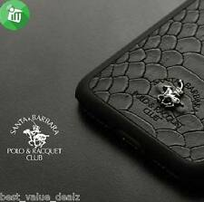 Knight Series Santa Barbara Polo & Racqueet Club Leather Case Fyrste iPhone 7