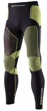 X-BIONIC Golf Energizer EffeKtor Man Power-Pants-Long Left - Charcoal-Yellow