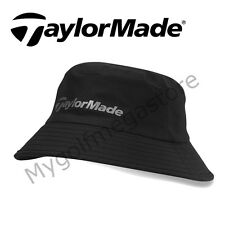 TaylorMade Storm Rain Bucket Hat - Stretch Fit Men's Golf Bucket Hat - New