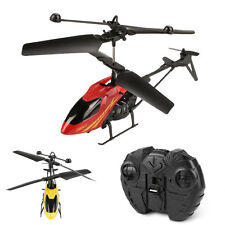 Mini RC Helicopter Radio Control Micro Electric Heli Copter Aircraft Gift