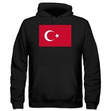 Turkey Flag Kinder Kapuzenpulli