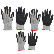 Safety Protective Gloves Metal Mesh Cut-Resistant Anti Abrasion for Outdoor