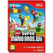 New Super Mario Bros Nintendo Wii Used