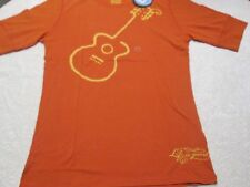 "LIFE IS GOOD  Women's Good Vibes E/S Tee ""Guitar"" Size S NWT@ $30"