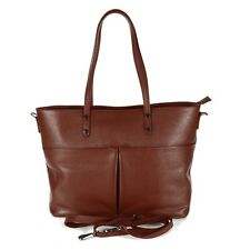 Borsa Donna a Spalla Shopper in Pelle - Katia