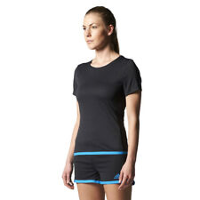 Adidas Uncontrol ClimaChill Women's training T-shirt Fitness Gym Running Tee