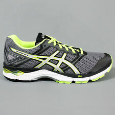 Asics Gel-Phoenix 8 Carbon / Silver / Yellow Running Shoes