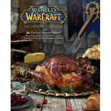 FREE 2 DAY SHIPPING: World of Warcraft: The Official Cookbook (Hardcover)