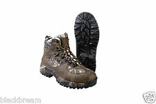 PRO LOGIC MAX 5 GRIP TREK CAMOUFLAGE BOOTS FISHING HIKING HUNTING WALKING SHOOT