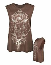 Blood Is The New Black Cow Fate Women's Vest
