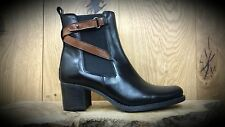 Luis Gonzalo // 4360M // Handmade Black Leather Boots // REDUCED!! Was £135.00
