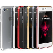 Luphie Sword Blade Aluminium Metal Bumper Rim Case Cover for Apple iPhone 7