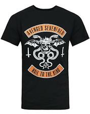 Official Avenged Sevenfold Hail To The King Skull Men's T-Shirt