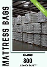 Mattress Bags Gauge 800 Quality Storage Bags Transport Bags Batch No 786788