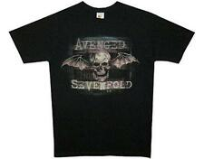 OFFICIAL LICENSED - AVENGED SEVENFOLD - BRAINWASHED T SHIRT METAL A7X