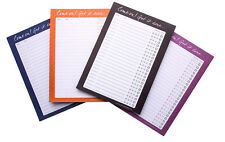 To Do List Notepad A5 - To Do List - Come On! Get It Done - To Do List Pad