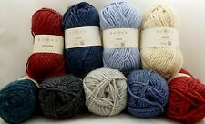 Rowan Cocoon x 100g ~ 80% Wool, 20% Mohair ~  Lots of Colours