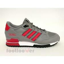 Scarpe Adidas Originals ZX 750 s76192 Running Uomo Sneakers Mesh Grey Red Black