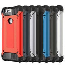 Fuse™ Tactical Hybrid Tough Rugged Rear Case Cover Hard Shell for Huawei Honor 8