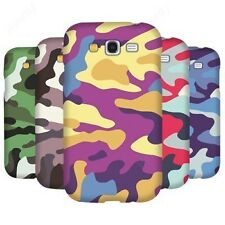 Heartly Army & Strip Thin Hard Back Case Cover - Samsung Galaxy Grand Duos i9082