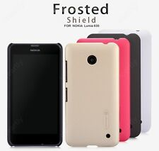 Nillkin Frosted Shield Hard Bumper Back Case Cover For Nokia Lumia 630 635 638