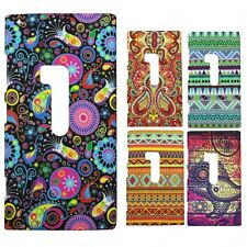 Heartly Aztec Print Tribal Matte Style Thin Hard Back Case Cover Nokia Lumia 920