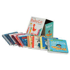 The Classic BabyLit Collection: 8 Board Book Box Set