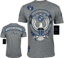 "AFFLICTION ""LIBERTY"" XXL T shirt NEW ATT MMA UFC Mens 2XL Tee"