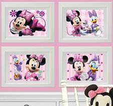 Disney  Minnie Mouse Daisy Picture Print Poster  wall bedroom (C)