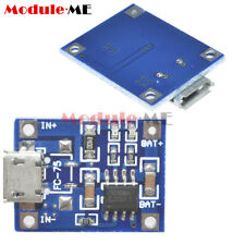 2/5/10x5V MicroUSB 1A 18650 Lithium Battery Charge Board Charger Module TP4056 M