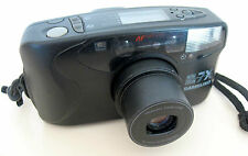 Samsung Mini Zoom 7X compact 35mm film camera with 35-70mm macro zoom lens