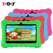 Neu 7 ZOLL HD Quad Core Tablet PC WiFi Android 4.4 8GB Dual Kamera Kids Children
