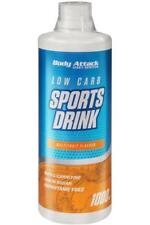(14,99 € / litros) BODY Attack Bajo Carb Sports beber - 1000 ml