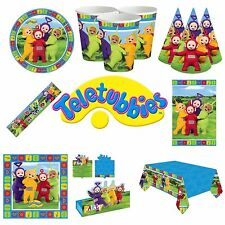 Teletubbies Party Supplies Plates Cups Decorations TINKY WINKY DIPSY LALA PO