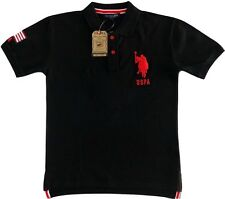 Polo Solid Men's Polo T-shirt - Limited Stock   BLACK