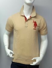 Polo Solid Men's Polo T-shirt - Limited Stock    LIGHT GOLD