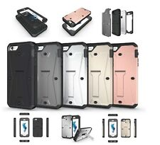 New Luxury 360° Shockproof Protective Hard Case Cover 3 in 1 For iPhone 5 6S 6S+
