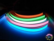 DOUBLE ENDED EL Tape 2cm X 1metre = £25 - Cut to Make 2 Glowing Strips