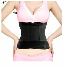 UK BEST SLIMMING ABDOMINAL WAIST BELLY SHAPER TRAINER BELT BAND FOR WOMEN LADIES