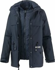 Jack Wolfskin Century Damen 5 in 1 Doppeljacke night blue *UVP 379,99