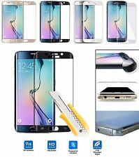 Hard Tempered Glass Protector Gorilla Film for Samsung Galaxy S7 S6 edge Plus