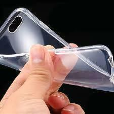 Transparent case covers + Tempered glass for iPhone 7, Samsung J7 2016, J5 2016