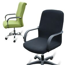 Computer Arms Chair Covers Rotating Chair Covers For Boss Conference Office Home