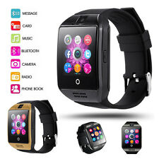 NEW 2016 APRO-Arc Touch Screen Bluetooth Smart Wrist Watch For Android
