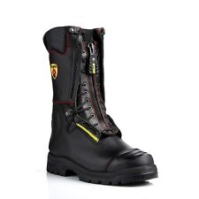 Goliath NFSR1116 Talos Firemans CROSSTECH Safety Boots Steel Toe Caps & Midsole