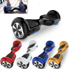 6.5' OVERBOARD ELETTRICO SCOOTER SMART BALANCE DUE RUOTE SKATEBOARD BLUETOOTH