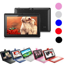 7 inch Google Android 4.4 Quad Core 4GB Tablet PC Wi-Fi Bluetooth + Keyboard